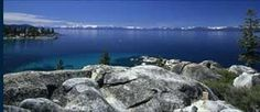 Lake Tahoe - Click image to find more Travel Pinterest pins