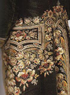 Chani Et Binou: Men fashion through the 18th century