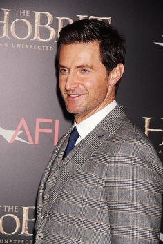 Richard Armitage at the New York Premiere of The Hobbit: An Unexpected Journey December 7 2012