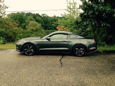 On the Road Review: 2015 Ford Mustang EcoBoost