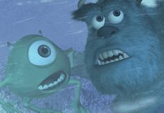 Disney Pixar Movies, Pixar Characters, Monsters Inc University, Mike And Sulley, The Incredibles 2004, Toy Story 1995, Disney Monsters, Animation Studios, Sully