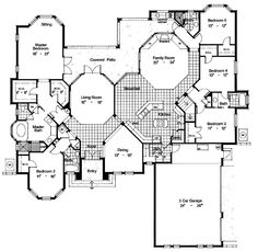 Elegant I Love Looking At House Plans. They Leave A Lot To The Imagination For  Interior Great Ideas