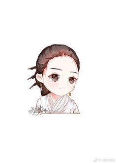 Chibi Địch Lệ Nhiệt Ba 迪丽热 巴