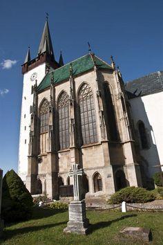 Slovakia, Spišský Štvrtok - Church of St. Bratislava, Continental Europe, Heart Of Europe, Central Europe, Czech Republic, Homeland, Hungary, Austria, Nova