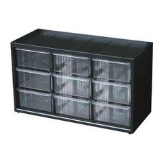 Flambeau Parts Storage Drawer Hardware and Craft Cabinet with 9 Drawers >>> Visit the image link more details. (This is an affiliate link) Storage Drawers, Storage Containers, Storage Chest, Craft Storage Cart, Storage Organization, Organizing, Storage Systems, Drawer Hardware, Drawer Handles