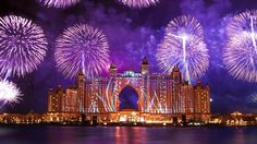 Celebrate New Year's Eve For AED 3,200 At Atlantis The Palm