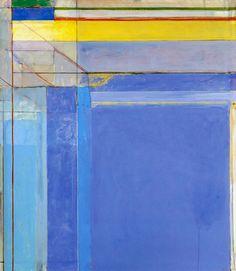 Richard Diebenkorn, Ocean Park No 79.