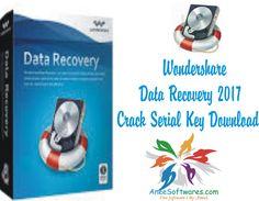 Wondershare Data Recovery 2017 Crack Serial Key Download