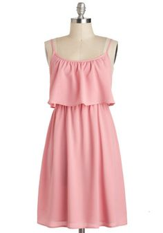 Classy Taffy Dress, #ModCloth - Not that classy, in my opinion, but it looks cute enough for a casual stroll in a very casual setting.