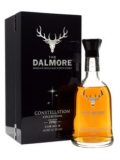 DALMORE CONSTELLATION 1990 Cask 18, Highlands