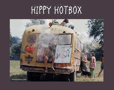 Hippy Hotbox #weedmemes #hippies