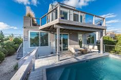 The Hamptons' First Container Home 'Beach Box' Goes Back On The Market - 27east