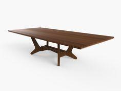 Planalto table Mesa Planalto Design Paulo Alves