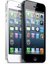 Apple iPhone 5 - 16GB - (Factory Unlocked) Smartphone - Black or White Phone*