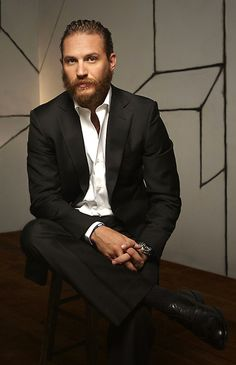 What a man,what a mighty fine man. Tom Hardy is that! Tom Hardy Beard, Tom Hardy Actor, Tom Hardy Hot, Moustaches, Hello Gorgeous, Beautiful Men, Beautiful People, Tom Hardy Variations, Top Hollywood Movies