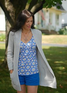 You Wear It Well -  Knitting pattern on Ravelry by Mary Annarella (aka Lyrical Knits)