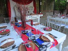 Swati Traditional Decor Traditional Wedding Decor, Wedding Decorations, Table Decorations, Diy Hacks, Food Presentation, Dream Wedding, Bridal, African, Party