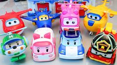 Transformers Robocar Poli Tayo The Little Bus English Learn Numbers Colors Toy Surprise http://youtu.be/Lwyw1VbXYPU