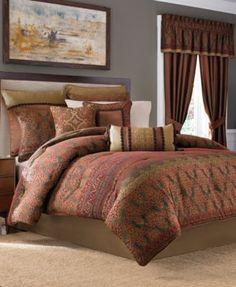 Croscill Avellino King Comforter Set