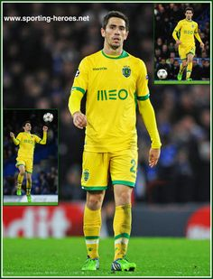 Paulo OLIVEIRA - Sporting Clube De Portugal - 2014/15 UEFA Champions League matches.