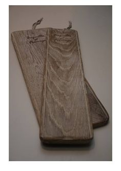 weathered oak baguette board by dassie | notonthehighstreet.com