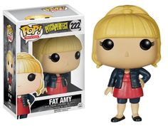 Amazon.com: Funko POP Movies Pitch Perfect Fat Amy Action Figure: Toys & Games