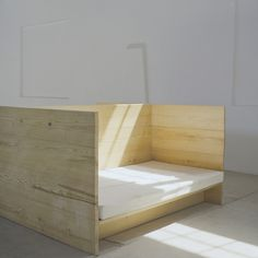 Donald Judd Day Bed, Building Inspiration