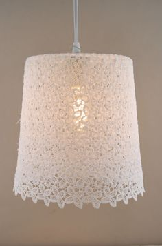 Lace Lampshade Large