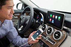 CarPlay para iPhone podría utilizarse sin necesidad de una pantalla externa