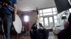 Les dessous du tournage L'Oréal avec Brendan Gallagher, Alex Burrows et ...