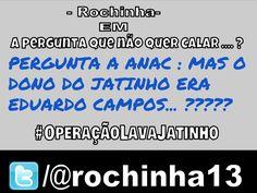 Blog do Eduardo Nino : @rochinha13: PERGUNTA A ANAC : MAS O DONO DO JATIN...