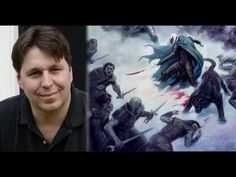 On October 4, 2012, writer R.A. Salvatore received the Chandler Reward of Merit from the Thayer Memorial Library in Lancaster, Massachusetts. The Chandler Reward of Merit is presented to authors who have made significant contributions to children's and young adult literature. Salvatore gave an intimate and fascinating talk on how and why he became a writer, his inspirations, and how the fantasy genre has changed since he started writing.
