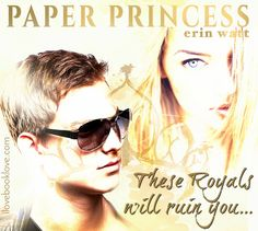 Paper Princess by Erin Watt Super Mad, Royals Series, Favorite Book Quotes, Dont Call Me, I Love Books, Ebooks, It Cast, Abs, Fan Art