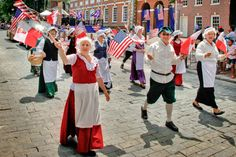 Our Day-By-Day Guide To Independence Day Celebrations In And Around Philadelphia, June 28-July 8, 2014 (Photo by G. Widman for Visit Philadelphia)