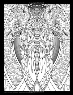 "Lost Lumina Coloring Book: A Sequel to ""The Lumina Chronicles"" (Volume 2): Cristina McAllister: 9781544131948: Amazon.com: Books"