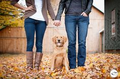 With dog, couple photoshoot ideas, fall photos, fall couple pictures, coupl Autumn Photography, Couple Photography, Engagement Photography, Photography Poses, Lesbian Photography, Fall Couple Pictures, Fall Photos, Fall Pics, Christmas Pictures