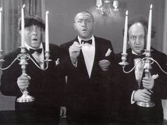 Image detail for -the three stooges - Three Stooges Photo (32136894) - Fanpop fanclubs