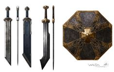 View the Mod DB LordDainOfIronHills image Erebor Short Brought Sword for Regular Infantry an