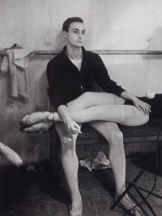 Ballet School, Paris (Ecole de danse del'Opera) by Brässaï, 1953