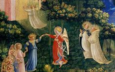 Fra Angelico's frescos inspired generations of devotion. Can religious art still work its magic on the godless?