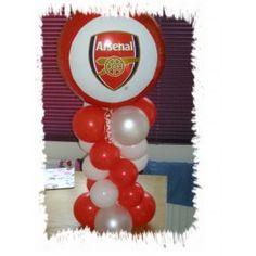 Arsenal Birthday Balloon set