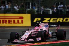 フォース・インディア:F1ベルギーGP 金曜フリー走行レポート  [F1 / Formula 1]