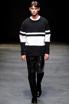 Casely-Hayford | Fall 2014 Menswear Collection | Style.com