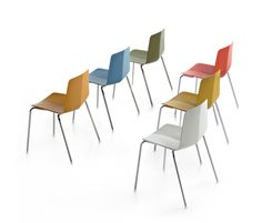 Chairs | Seating | Stratos | Maxdesign | Studio Hannes Wettstein. Check it out on Architonic