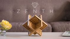 Zenth is a three-dimensional labyrinth designed to quiet the mind and provide relief from day-to-day stressors and distractions.