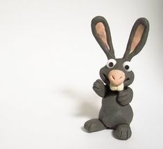 Wallace and Gromit rabbit
