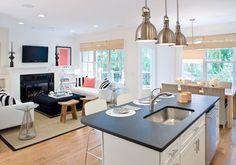 Contemporary small house interior design ideas