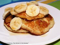 ooooomg yummy nanna and sour cream pancakes