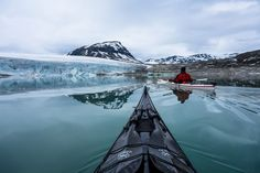 The Zen Of Kayaking: I Photograph The Fjords Of Norway From The Kayak Seat   Bored Panda