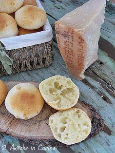 Pao de Queijo - Panini brasiliani al formaggio - 2 Amiche in Cucina